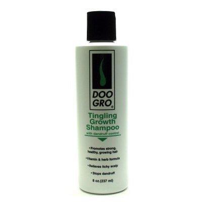 doo gro tingling growth shampoo, 8 ounce ()