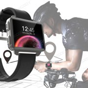 """Best GPS Watches - 2.2"""" DM99 3G Smart Watch Quad-Core Android 5.1 Review"""
