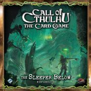 Call of Cthulhu CCG - The Sleeper Below Expansion New