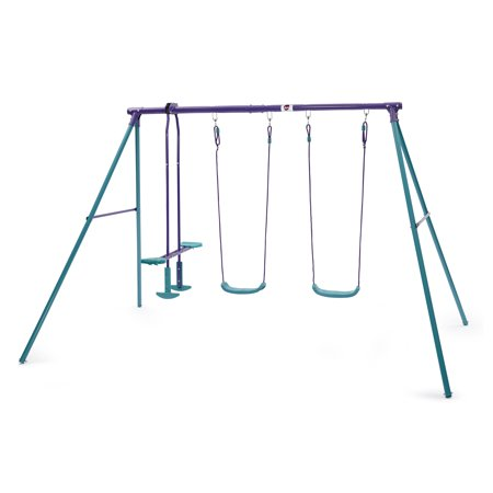 Plum Jupiter Double Swing and Glider Set Now $99.99 (Was $139.99)