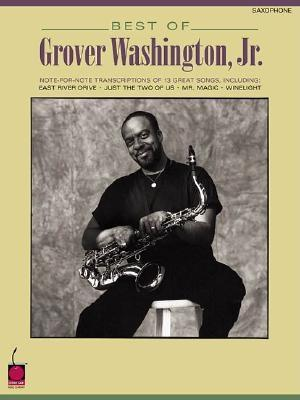 Best of Grover Washington, Jr. (Paperback) by Cherry Lane Music Company