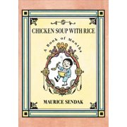 Chicken Soup With Rice A Book of Months (Board Book)