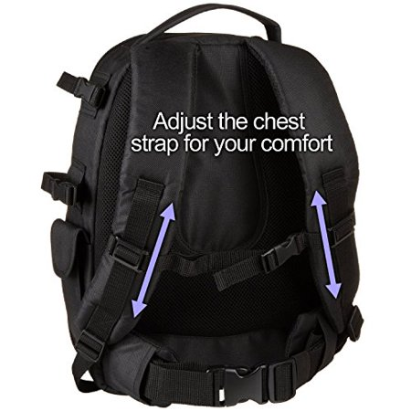 Acuvar DSLR Camera Backpack with Rain Cover - image 4 de 8