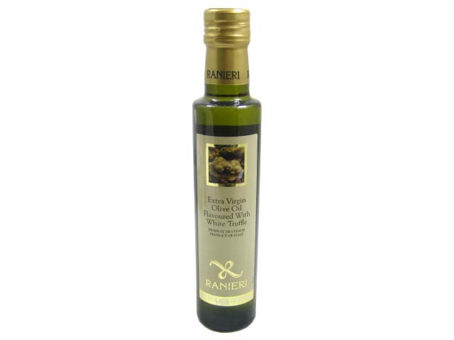 White Truffle Oil (Extra Virgin Olive Oil Infused With White Truffle) By Ranieri by