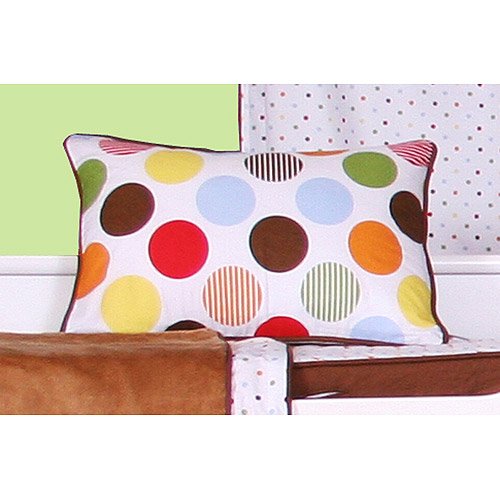 Bacati - Baby & Me Decorative Pillow