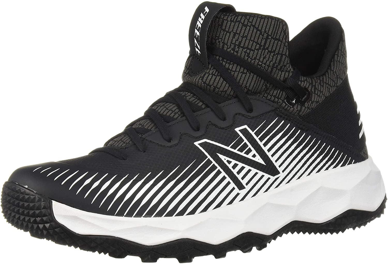 FreezeLX 2.0 Turf Lacrosse Shoe, Black