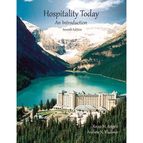Hospitality Today: An Introduction: Includes Answer Sheet