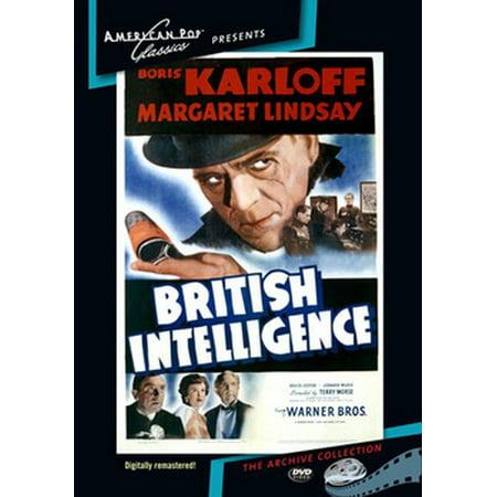 British Intelligence (DVD)
