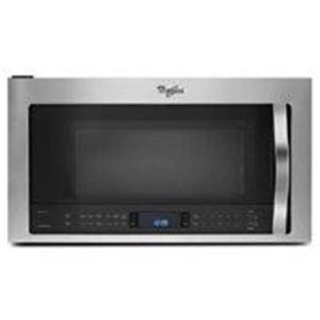 Whirlpool WMH76719CS Whirlpool Microwave With Hood Sensor