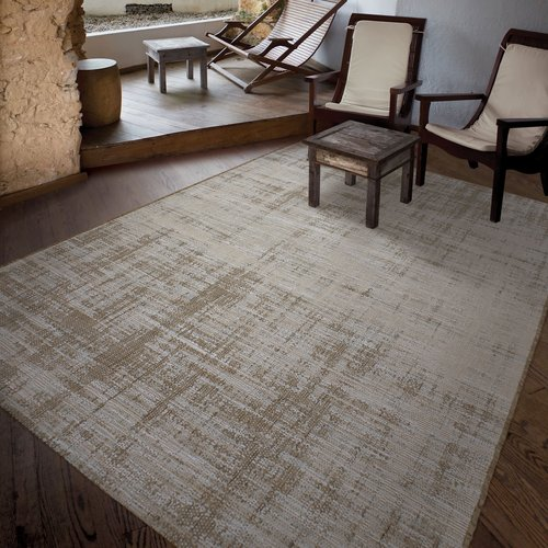 Better Homes and Gardens Arctic Distressed Stone Area Rug by Orian Rugs