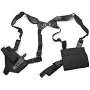 Elite Survival Systems M/ASH Shoulder Holster System, Size 9 - For Glock 26 & Si
