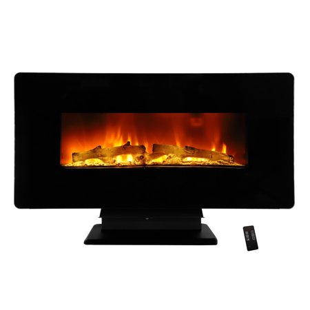 "Ktaxon Electric Fireplace,Electric Fireplace Heater,1400W Flame Electric Fireplace with 36"" Mantle"
