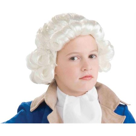 Morris Costumes FM68562 Wig Colonial Boy - Places To Buy Wigs Near Me