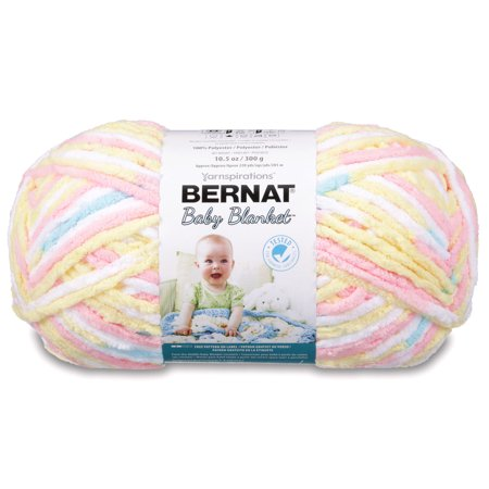 (Bernat Baby Blanket Big Ball Yarn)