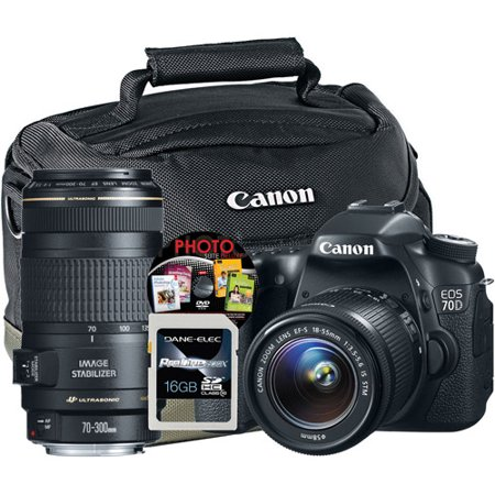 canon eos 70d digital slr camera. Black Bedroom Furniture Sets. Home Design Ideas