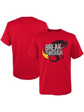 Shanghai Dragons Youth Overwatch League Team Slogan T-Shirt - Red