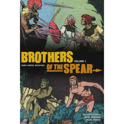 Brothers of the Spear 1: Dark Horse Archives