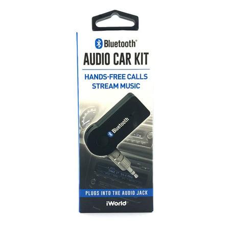 Bluetooth Audio Car Kit Walmart Com