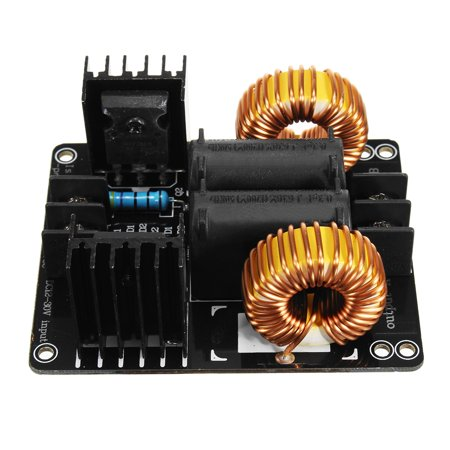 1000w Low Frequency Driver - 1000W ZVS Induction Heating Module Board Low Voltage Flyback Driver Heater 20A