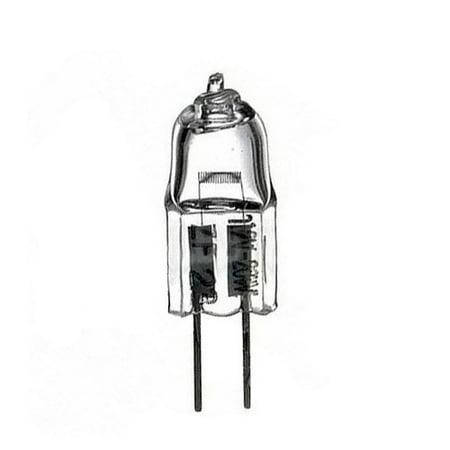 35w Halogen Lamp (USHIO JC 35w T3 12v G4 JC12v-35wB/G4 2900K Halogen)