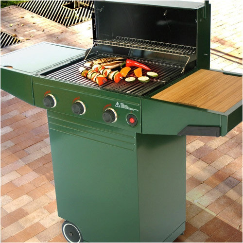 Minden Master Grill in Green