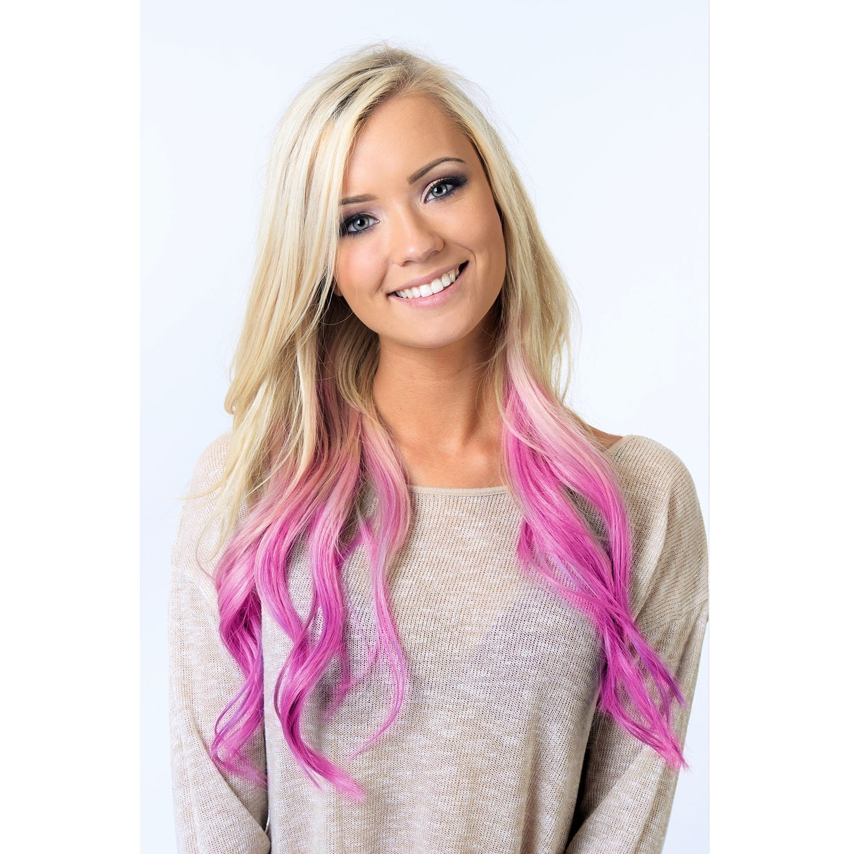 Pink Hair Chalk Edge Blendable Hair Color Walmart