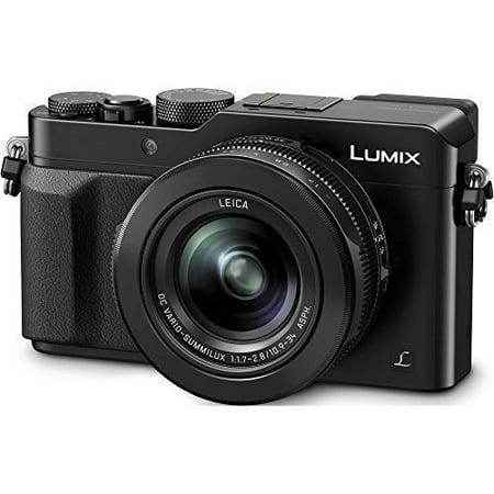 Panasonic LUMIX LX100 DMC-LX100K DMCLX100K 16.8 MP Point and Shoot Camera with Integrated Leica DC Lens