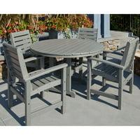 POLYWOOD Signature Dining Set - Seats 4