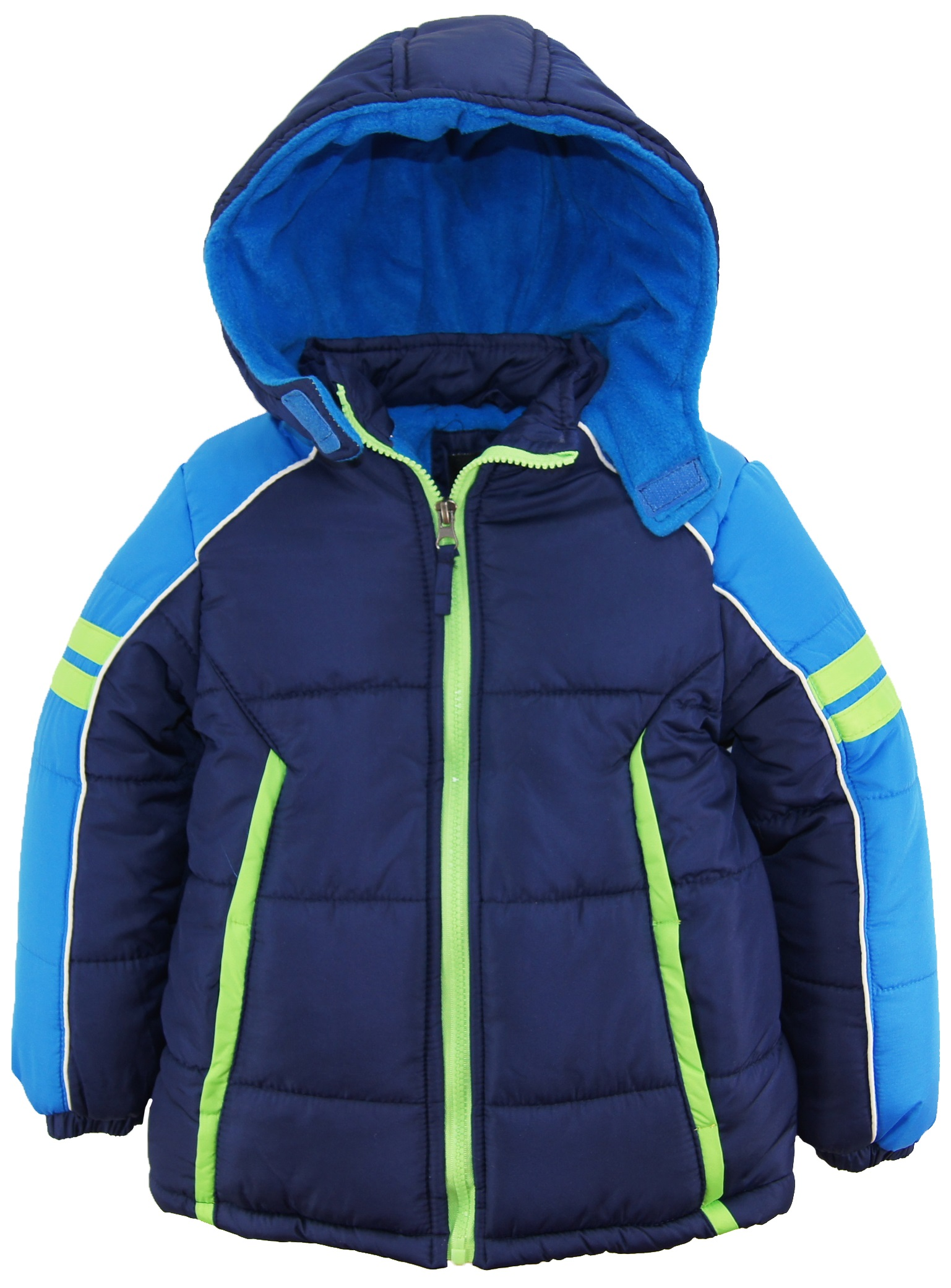 Ixtreme Boys' Colorblock Active Puffer