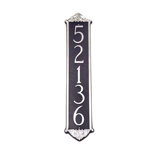 Montague Metal Products Inc. Scroll Column Address Plaque