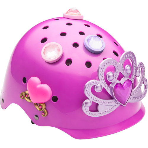 Schwinn Friends 3D Princess Bike Helmet