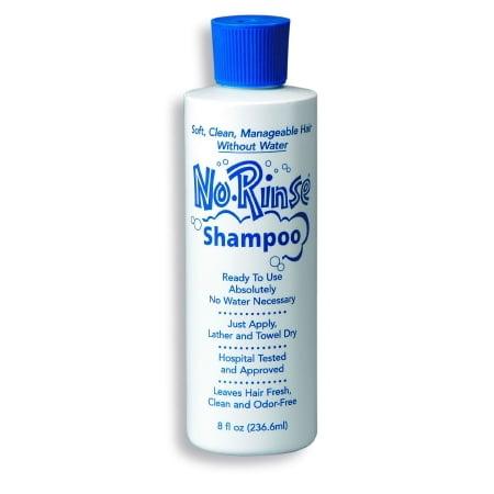 Shampoo No Rinse 8Oz - Item Number 2713899 - 1 Each / Each -