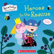 Ben & Holly's Little Kingdom: Heroes to the Rescue (Paperback)