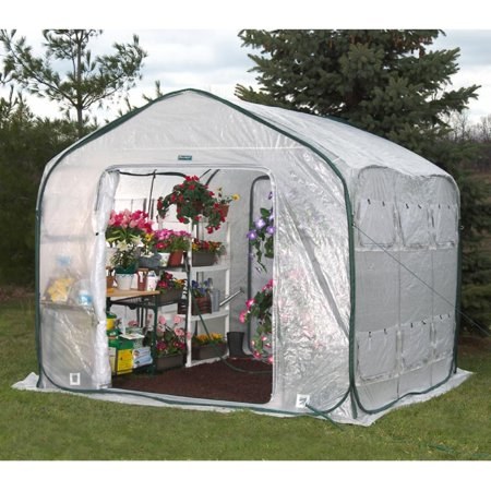 Flowerhouse Greenhouse (FlowerHouse Farm House 9 x 8-Foot Portable Greenhouse )