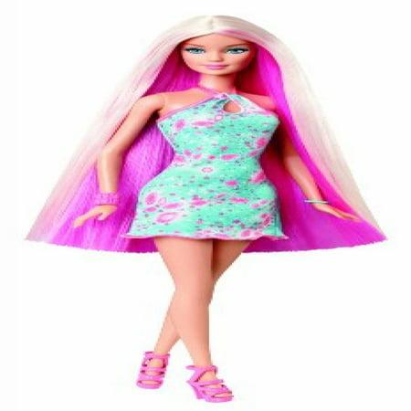 Barbie - Mattel Barbie Hairtastic Doll (Hairtastic Barbie Dolls)