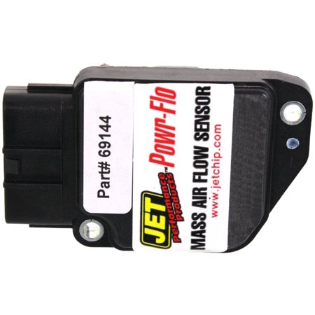 Jet Performance 69144 Mass Air Flow Sensor, New Performance Replacement ()