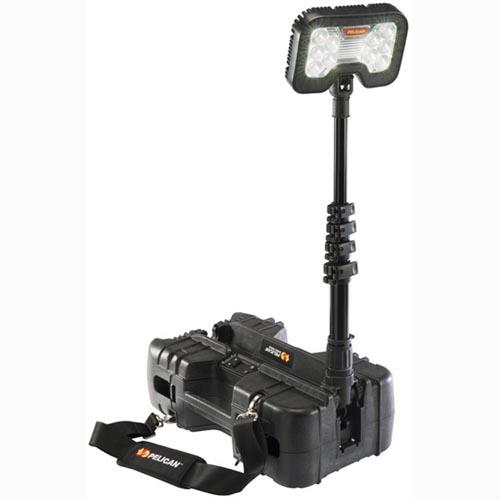 Pelican 9490 Remote Area Lighting System - Black