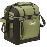 Best Soft Coolers - Coleman 30-Can Soft Cooler with Removable Liner, Green Review