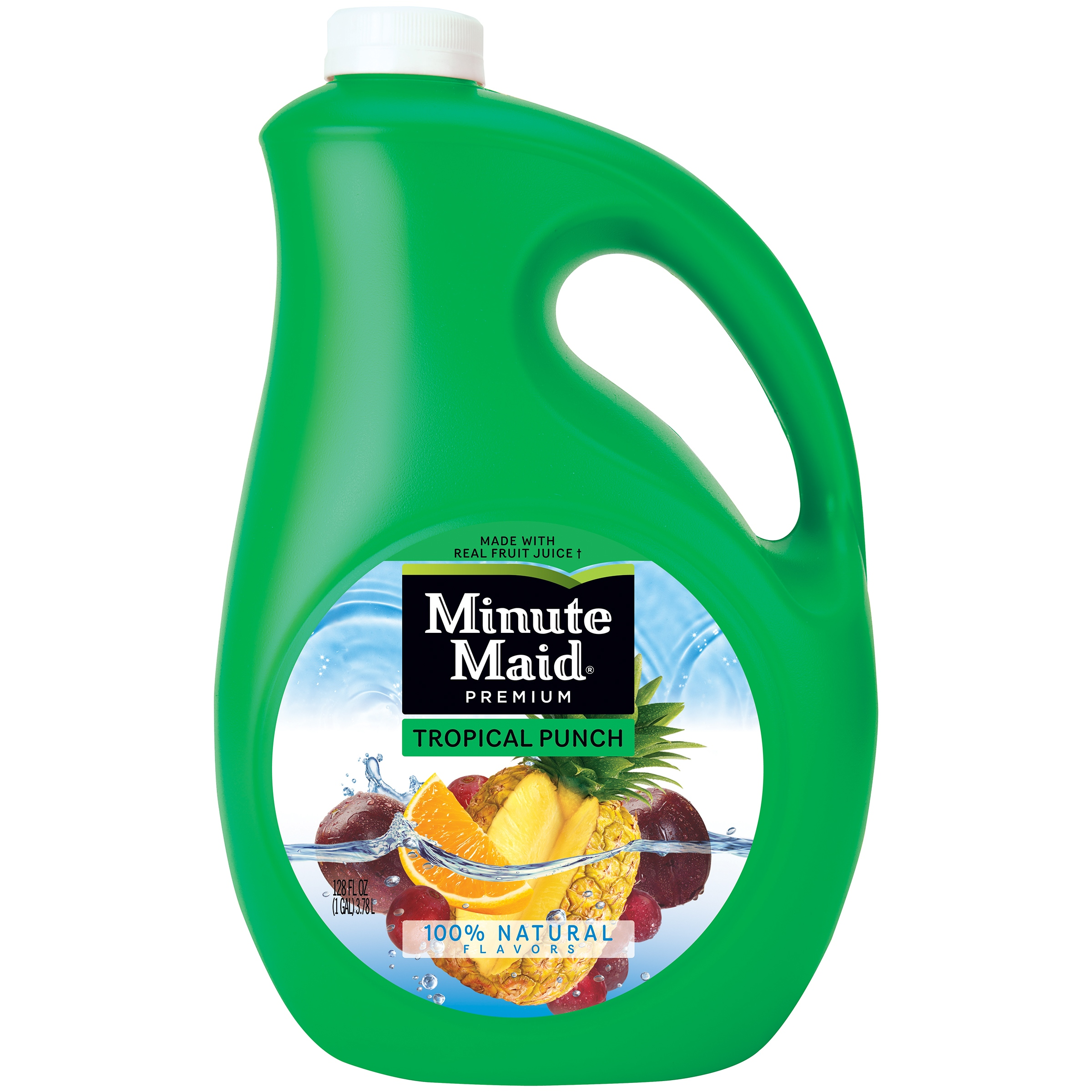 Minute Maid® Premium Tropical Punch 128 fl. oz. Jug