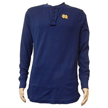 Colony Notre Dame Fighting Irish Waffle Knit Thermal Long Sleeve