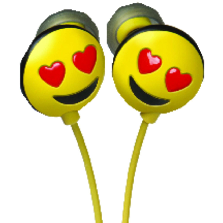 HMDX HX-EPEM03 Jamoji Earbuds (Love Struck)