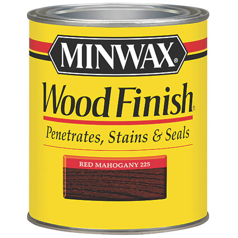 Minwax Woodfinish Red Mahogany 1/2-Pint