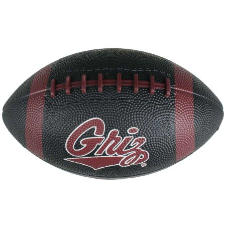 Montana Grizzlies Mini Rubber Football