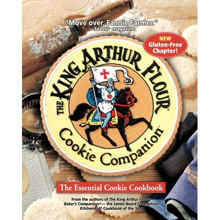 The King Arthur Flour Cookie Companion : The Essential Cookie Cookbook