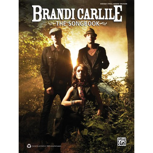 Brandi Carlile: The Songbook Piano/Vocal/Guitar
