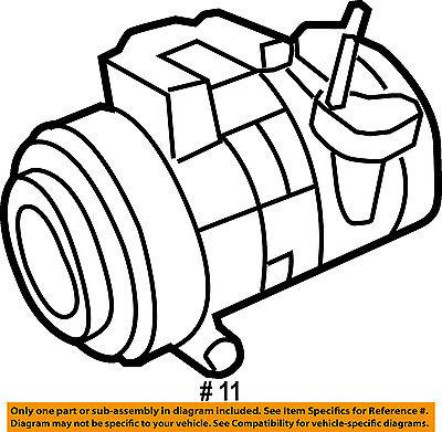 C Ac Compressor Rl111401af