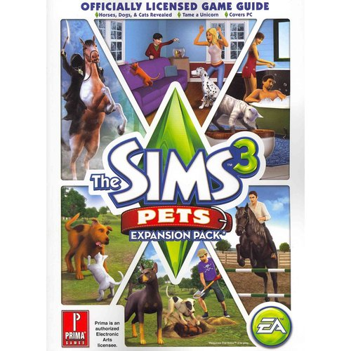 The Sims 3 Pets Expansion Pack: Prima Official Game Guide
