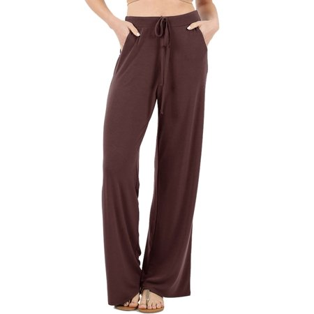 Womens Casual Loose Fit Comfortable Lounge Pajama Pants