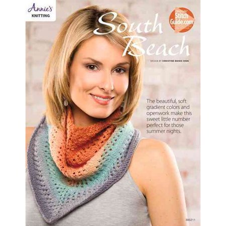 South Beach: Neckerchief Knit Pattern