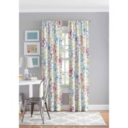 Your Zone Floral Bedroom Curtain Panel